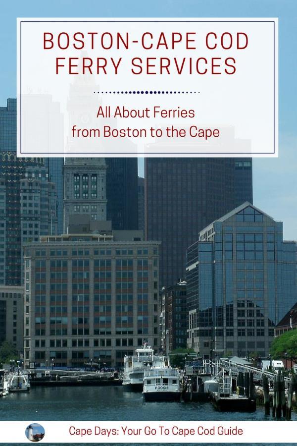 Boston - Provinceton (Cape Cod) Ferries