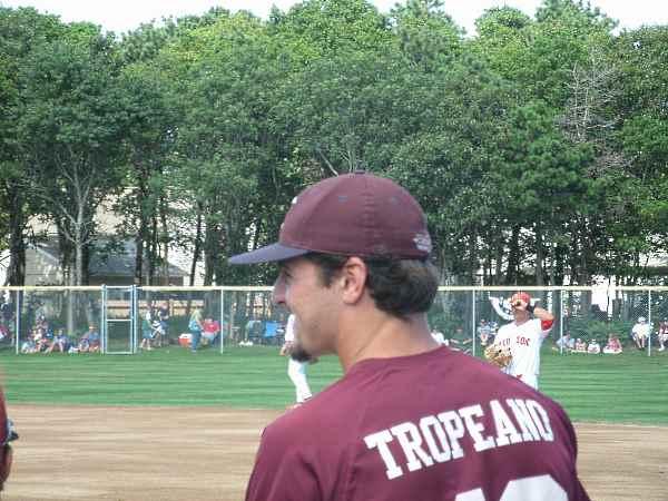 Cape Cod Baseball League player