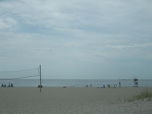 View of Nantucket Sound from Kalmus Beach