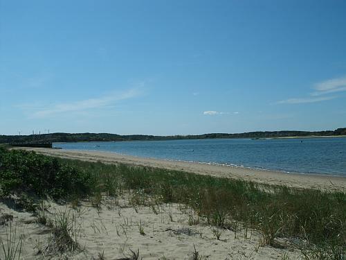 Scenic view of Mayo Beach