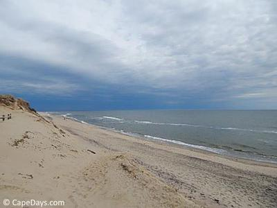 Newcomb Hollow Beach - Wellfleet MA