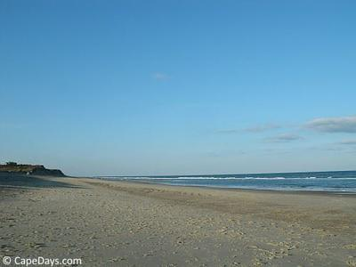 Coast Guard Beach - Eastham MA