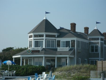 Cape Cod Beachfront Hotel