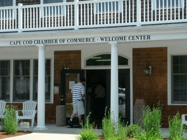 Cape Cod Chamber of Commerce Welcome Center