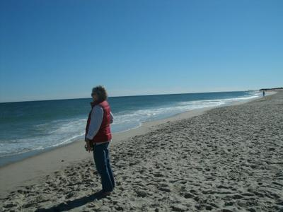 Early October Day at Nauset Beach