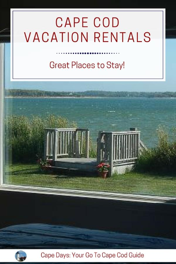 Cape Cod vacation rental - ocean view from the master bedroom