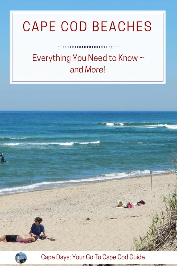 Cape Cod beaches guide - all you need to know about our beautiful shoreline