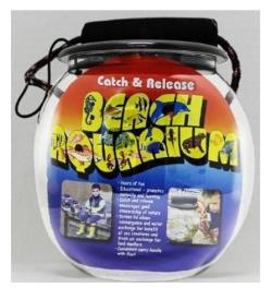 Catch and Release Beach Aquarium Kit