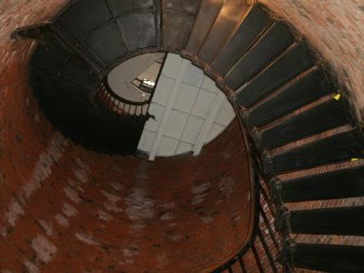 The Winding, Narrow Stairs to the Top
