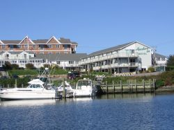 It Might Surprise You To Learn That There Are Only A Few Waterfront Hotels In Hyannis The Kind Where Can Step Out Of Your Room And Onto Beach
