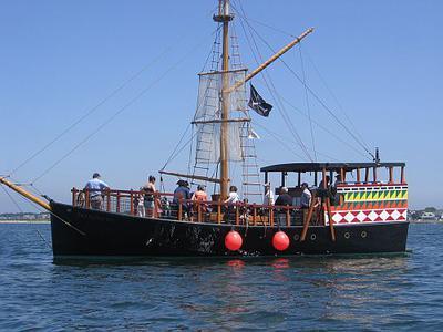 Pirate Adventure Cruise
