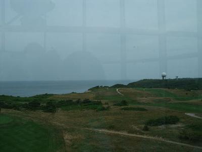 Highland Light Lantern Room View