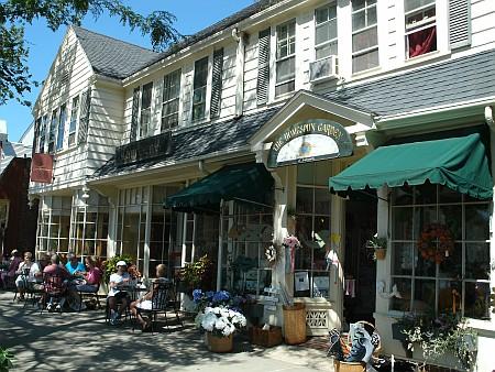 Falmouth Main Street Restaurants