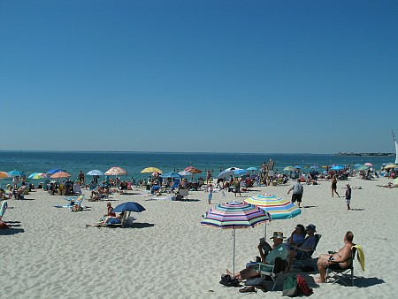 Ocean Bay Amp Sound Beaches On Cape Cod What S The Difference