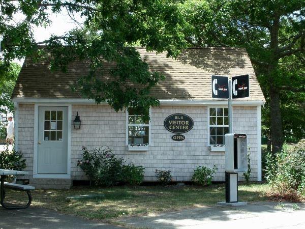 grand assortiment différemment meilleurs prix Cape Cod Visitor Information Centers: Where to Find Them