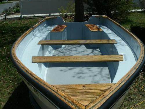 Wooden row boats for sale used