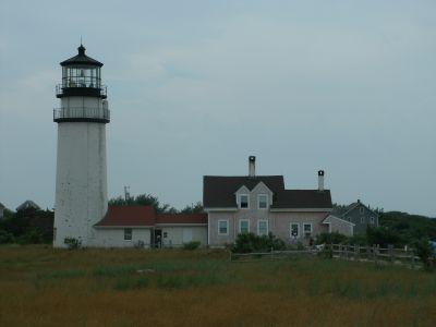 Highland Light on the Cape Cod National Seashore