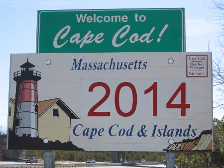 welcome to cape cod 2014