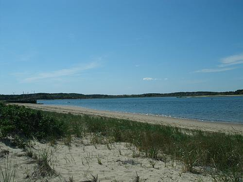 Scenic view of Mayo Beach