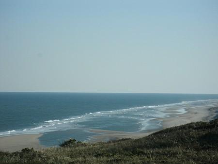 Marconi Beach on Cape Cod MA