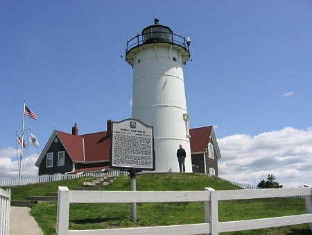 nobska point lighthouse