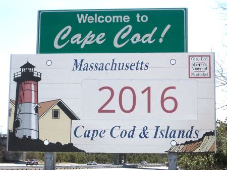 welcome to cape cod 2016